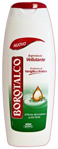BOROTALCO Bagno Vellutante 500 Ml. Bagno Schiuma