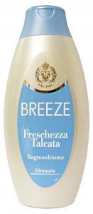 BREEZE Bagno Freschezza Talcata 400 Ml. - Bagno Schiuma