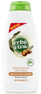 ERBA VIVA Bagno nutriente 500 ml. - Bagno schiuma