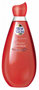 FRESH AROMA Bagno essenze ambra dell'india 500 ml. - Bagno schiuma