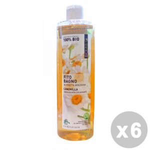 FITO Set 6 FITO Bagnoschiuma camomilla energizzante 500 ml.