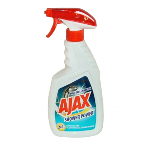 Set 10 AJAX Doccia TRIGGER 600 Ml. SHOWER POWER Detergenti casa