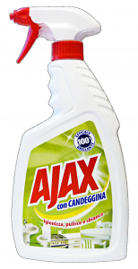 AJAX Candeggina trigger 750 ml.