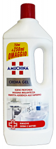 AMUCHINA Crema Gel MultiSuPerfect 750+250 Ml. Detergenti Casa