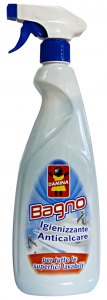 DAMINA Bagno Igienizzanti TRIGGER 750 Ml. Detergenti Casa