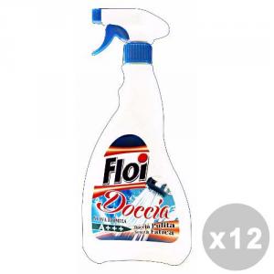FLOI Set 12 FLOI Bagno doccia trigger 750 ml.