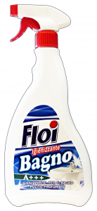 FLOI Detergente bagno igienizzante trigger 750 ml.