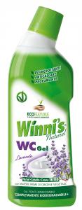 WINNI'S Bagno Wc Gel Lavanda 750 Ml Detersivo Detergente Pulizia Della Casa