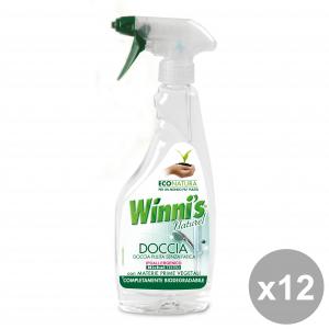 Set 12 WINNI'S Doccia TRIGGER Detergenti casa