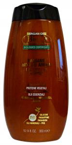 BIOQ Balsamo argan 300 ml. - Balsamo per capelli