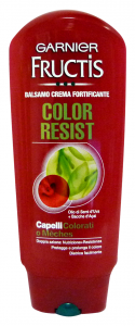 GARNIER Fructis Balsamo Color Resist Colorati 200 Ml. Balsamo Per Capelli