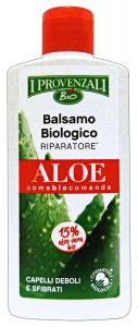 I PROVENZALI Balsamo Aloe Biologicoriparazione Aratore 200 Ml. Cura Della Persona Capelli