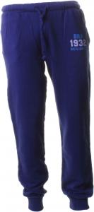 BACI & ABBRACCI Pantaloni lunghi uomo blu BAM918-BLU