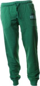 BACI & ABBRACCI Pantaloni lunghi uomo verde BAM918-VERDE