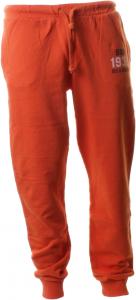 BACI & ABBRACCI Pantaloni lunghi uomo arancione BAM918-ARANCIO