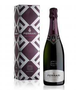 FERRARI Set 3 Bottiglie Maximum Demi Sec Astucciato Lt 0.75