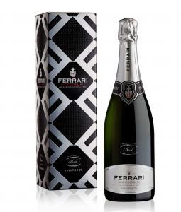 FERRARI Set 6 Bottiglie Maximum Brut Astucciato Lt. 0.75