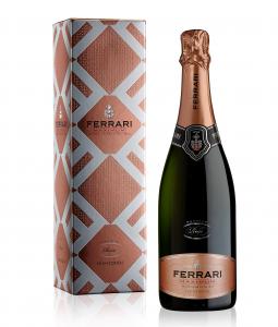 FERRARI Set 3 Bottiglie Maximum Rosè Astucciato Lt. 0.75