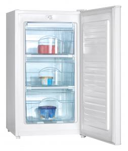 DAYA Dcv-90H Congelatore Verticale 60Lt Classe A+St Freezer Elettrodomestici Casa
