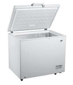 DAYA Dcp-260He Congelatore Pozzo 260Lt Classe A+ St Freezer Elettrodomestici Casa
