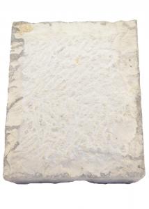 Bassorilievo vendemmia in marmo scolpito a mano artigianato italiano BI-46-tr