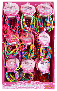 GLOBO Braccialetti assortiti 361749 - Accessori toiletteria