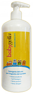BABYGELLA Deter.delicato bagnetto 500 ml. - Linea bimbo