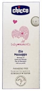 CHICCO Bimbo olio massaggio 200 ml. - Linea bimbo