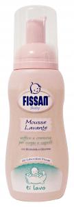 FISSAN Baby Mousse Lavante 200 Ml. - Linea Bimbo