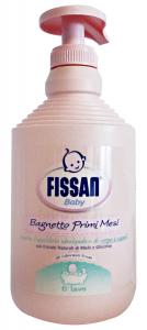 FISSAN Baby Bagno Primi Mesi 500 Ml. - Linea Bimbo