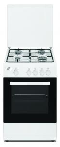 DAYA Dsgc507G4 Cucina Gas 4F 50X50 Elettrodomestici e moduli