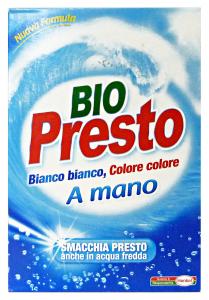 BIOPRESTO Bucato 600 Gr.  Detergenti Casa