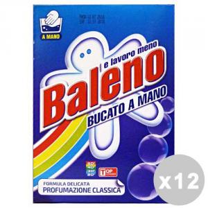 BALENO Set 12 BALENO Detersivo bucato 400 gr