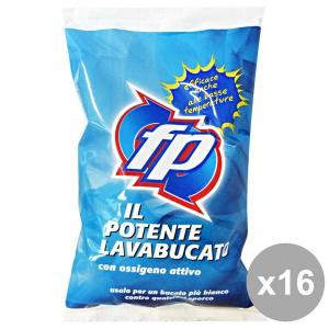 Set 16 FP Bucato Polvere 450 Gr. Detergenti casa