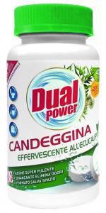 DUAL POWER Cloro 40 Pastiglie Candeggina Pulizia Della Casa