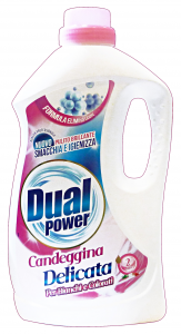DUAL POWER Candeggina delicata 2 lt.