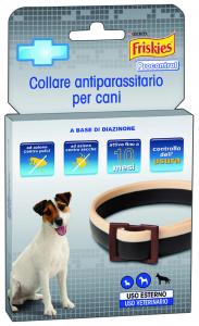 BOB MARTIN Cane Collare Antiparassitario Taglia Medio/Piccolo  Animali Domestici