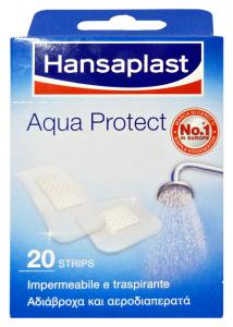HANSAPLAST Aqua protect X 20 pz. 76533 - Cerotti bende e garze