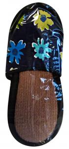 CASAPIU' Ciabatte stoffa sonia 38-39 cia0137b - Ciabatte