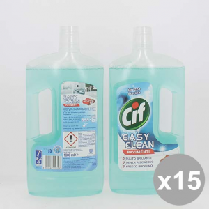 Set 15 CIF Oxy-Artic 1000Ml Detersivi e articoli per pulizie