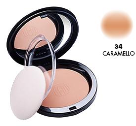 ASTRA Cipria Compatta 34 Caramello - Cosmetici