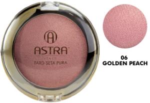 ASTRA Blush Expert Effetto Seta 06 Golden Peach - Cosmetici