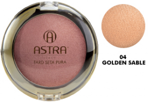 ASTRA Blush Expert Effetto Seta 04 Golden Sable Cosmetici
