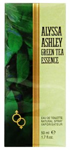 ALYSSA ASHLEY green tea essence Eau de toilette Colonia donna 50 ml. - Profumo femminile