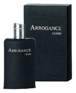 ARROGANCE Uomo Acqua Profumata Uomo 50 Ml (Grigio) Fragranza