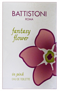 BATTISTONI Fantasy flower pink edt donna 30 ml. - Profumo femminile