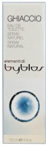 BYBLOS Eau de toilette Colonia donna ghiaccio 120 ml. - Profumo femminile
