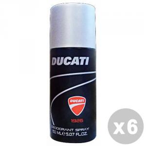 DUCATI Set 6 DUCATI 1926 deodorante spray uomo 150 ml. - profumi uomo