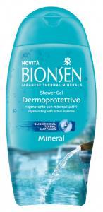 BIONSEN Doccia Dermoprotettivo Mineral 250 Ml Prodotto Bagno E Doccia