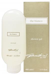 GANDINI Doccia the bianco 400 ml. - Doccia schiuma
